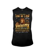 To My Dear Son In Law Sleeveless Tee thumbnail