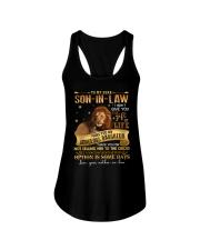 To My Dear Son In Law Ladies Flowy Tank thumbnail