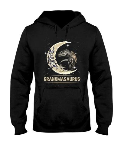 GRANDMASAURRUS - T REX - LOVE YOU TO THE MOON