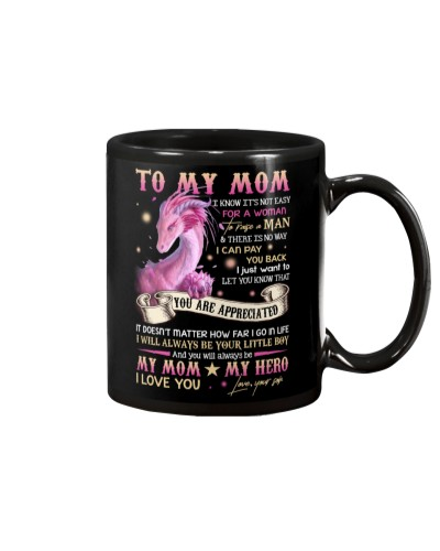 TO MY MOM - DRAGON
