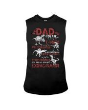 T-SHIRT - DAD - FAVORITE DINOSAUR Sleeveless Tee thumbnail
