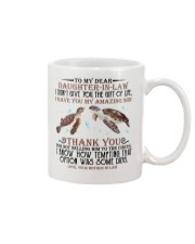 MOM TO DAUGHTER IN LAW Mug front