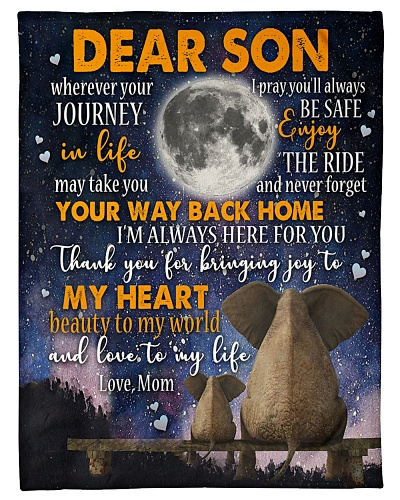TO SON - ELEPHANT - WHEREVER
