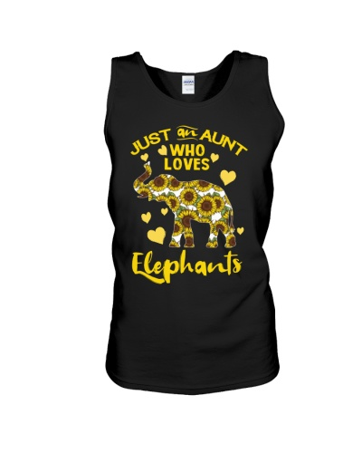 Just an aunt who loves elephants
