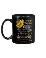 TO MY LOVING MOTHER Mug back