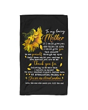 TO MY LOVING MOTHER Hand Towel thumbnail