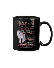 DAUGHTER-IN-LAW - WOLF - I'LL ALWAYS BE WITH YOU Mug front