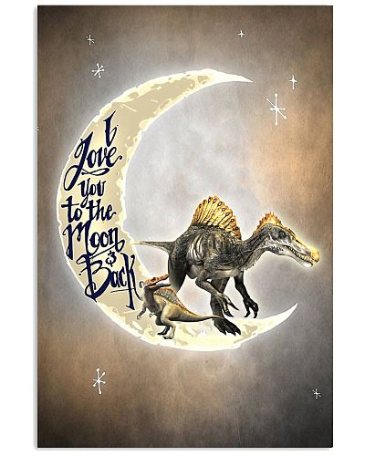 TO KIDS - DINOS - LOVE YOU TO THE MOON