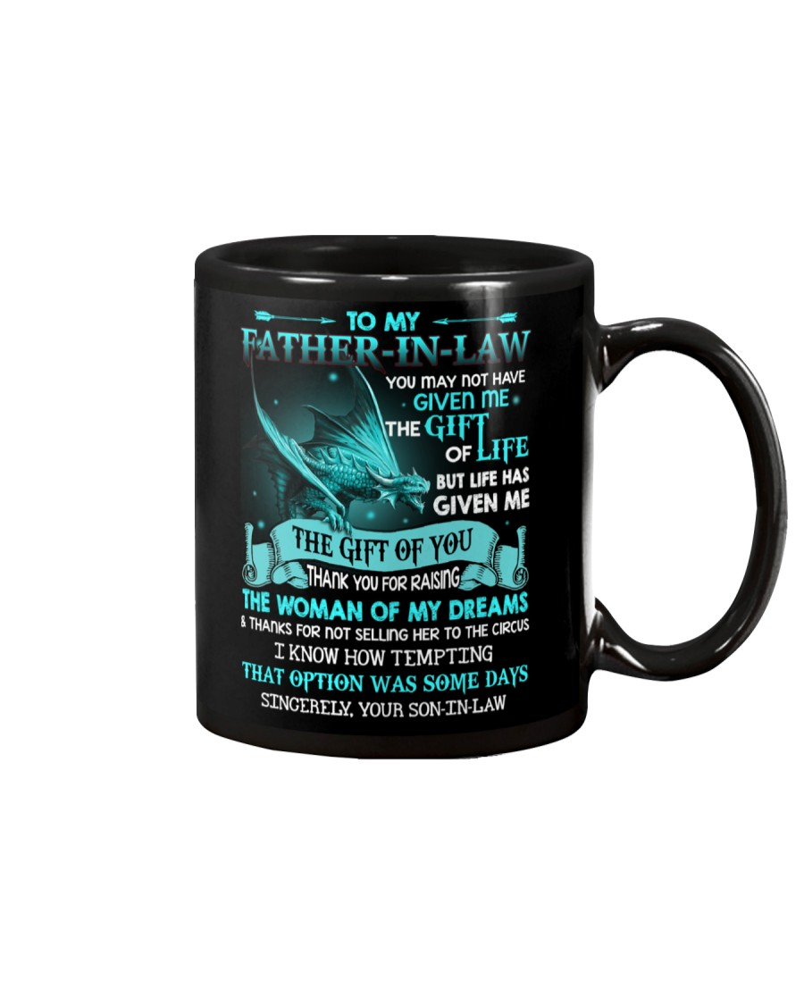 SON TO FATHER IN LAW Mug