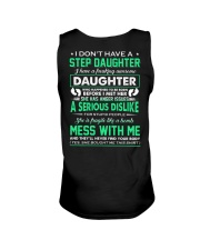 I don't have a step daughter Unisex Tank thumbnail