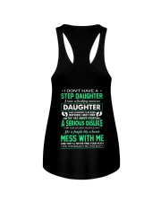 I don't have a step daughter Ladies Flowy Tank thumbnail