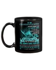 GRANDMA TO GRANDDAUGHTER Mug back