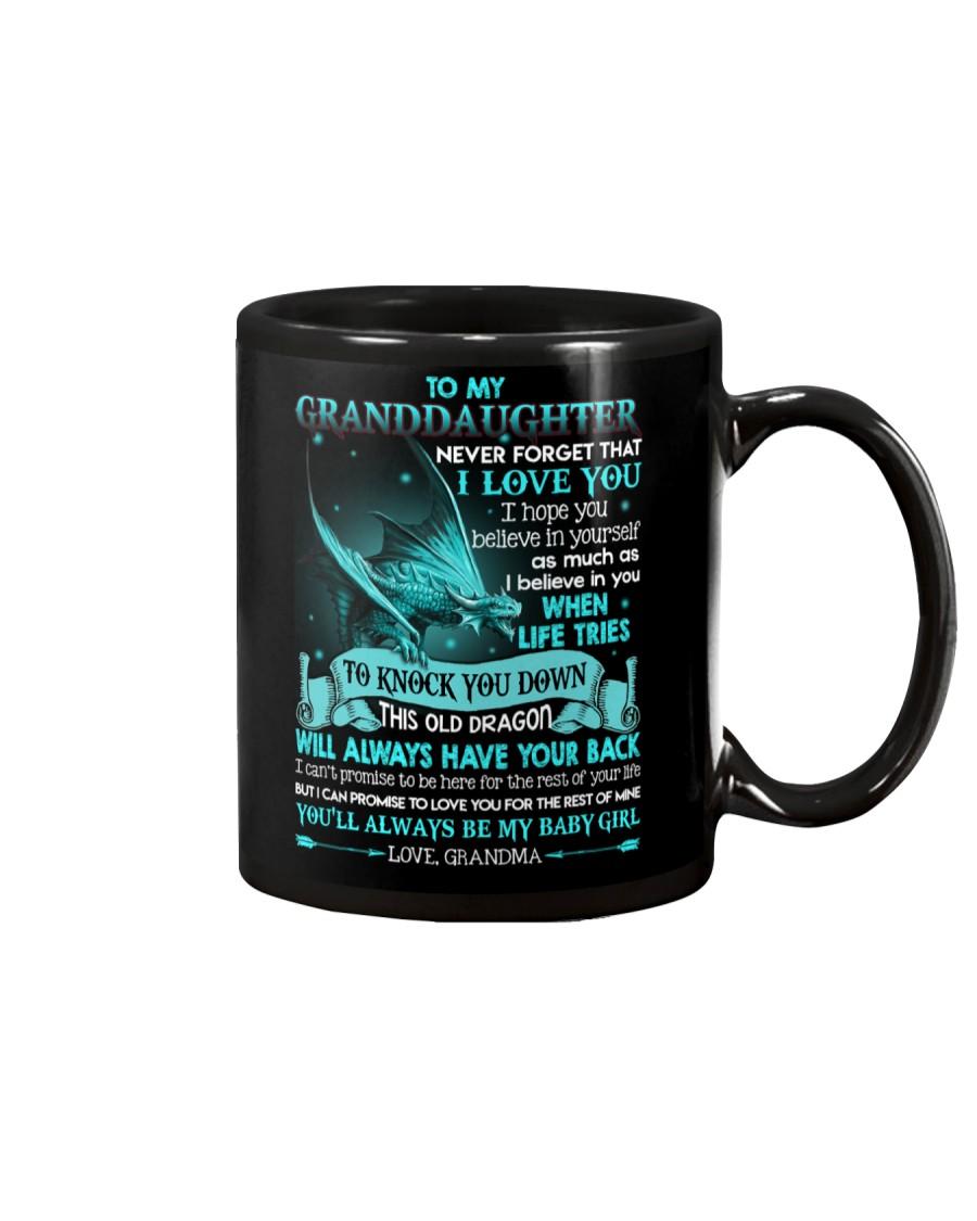 GRANDMA TO GRANDDAUGHTER Mug