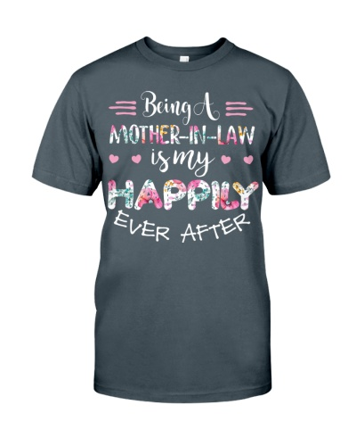 Being a mother-in-law is my happily ever after
