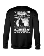 T-SHIRT - TO MY DAD - NO MATTER Crewneck Sweatshirt thumbnail