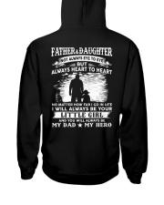 T-SHIRT - TO MY DAD - NO MATTER Hooded Sweatshirt thumbnail
