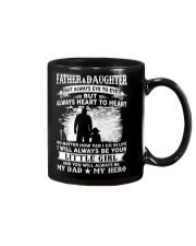T-SHIRT - TO MY DAD - NO MATTER Mug thumbnail