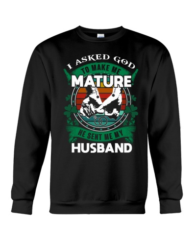 WIFE T-SHIRT - PATRICK'S DAY
