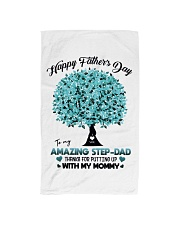 DAUGHTER TO STEPDAD Hand Towel thumbnail