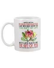 BONUS MOM TO BONUS DAUGHTER Mug back