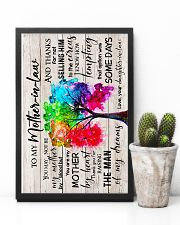 TO MY MOTHER-IN-LAW - TREE - THANK YOU 16x24 Poster lifestyle-poster-8