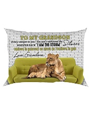 Grandma to Grandson - I Am The Storm - Pillowcase Rectangular Pillowcase front