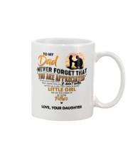 MUG - TO MY DAD - YOU ARE APPRECIATED Mug front