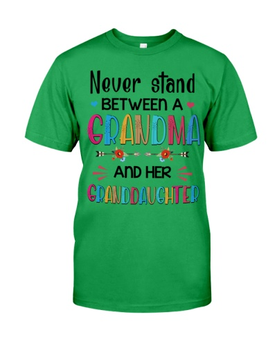Never stand between a grandma and her