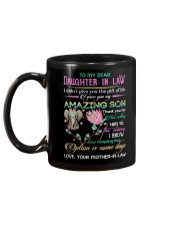 DAUGHTER-IN-LAW - PROTEA - ELEPHANT - CIRCUS Mug back