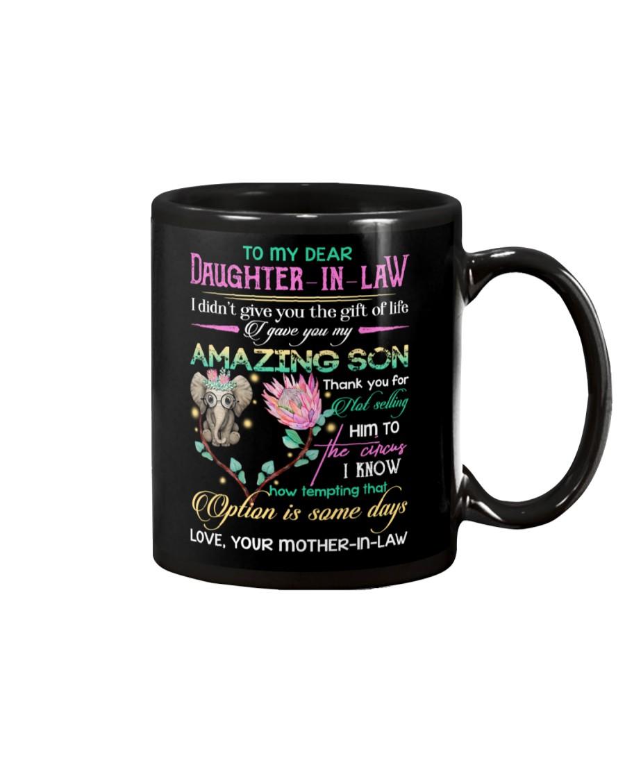 DAUGHTER-IN-LAW - PROTEA - ELEPHANT - CIRCUS Mug