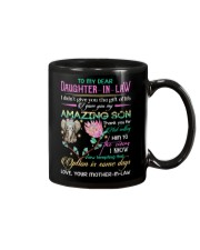 DAUGHTER-IN-LAW - PROTEA - ELEPHANT - CIRCUS Mug front
