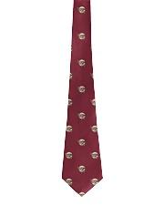 TIE - TO DAD - DINOSAUR PATTERN Tie front
