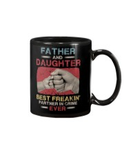 T-SHIRT - DAUGHTER - VINTAGE - PARTNER IN CRIME  Mug thumbnail