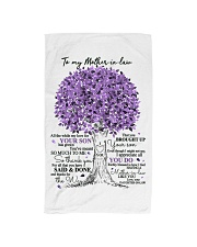 DAUGHTER TO MOTHER-IN-LAW Hand Towel thumbnail