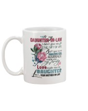 TO MY DAUGHTER-IN-LAW - PROTEA - GIFT OF LIFE Mug back