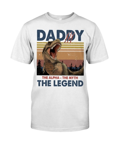 T-SHIRT - TO MY DAD - VINTAGE - T-REX