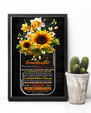 Grandma to Granddaughter - Who You Are - Poster  16x24 Poster lifestyle-poster-8