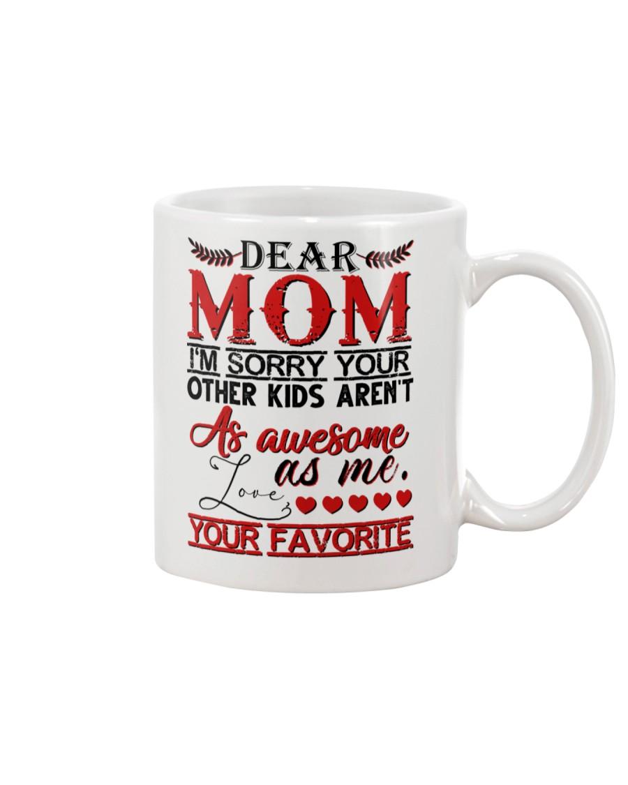 DAUGHTER TO MOM Mug