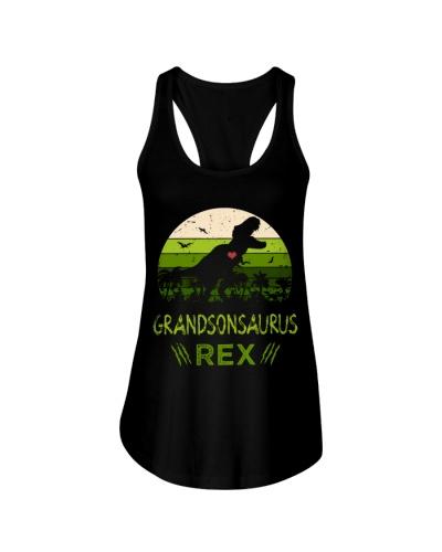TO GRANDSON- REX - SAURUS
