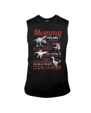 T-SHIRT - TO MOMMY - MY FAVORITE DINOSAUR Sleeveless Tee thumbnail