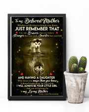 DAUGHTER TO MOM 16x24 Poster lifestyle-poster-8
