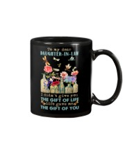 To My Daughter-in-law - Vintage - Gift of Life Mug front