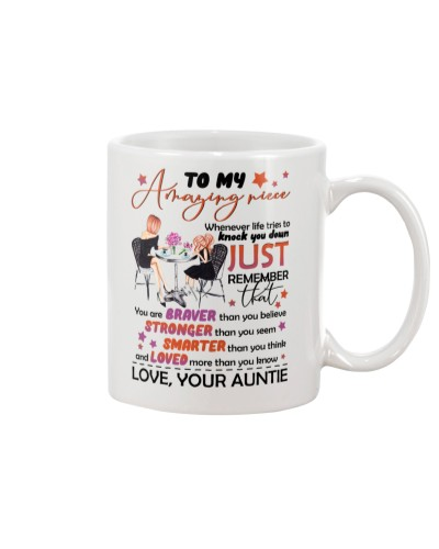 AUNT TO NIECE
