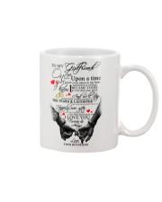 TO MY GIRLFRIEND Mug front