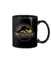 Motherhood Like a walk in the park Mug thumbnail