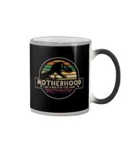 Motherhood Like a walk in the park Color Changing Mug thumbnail