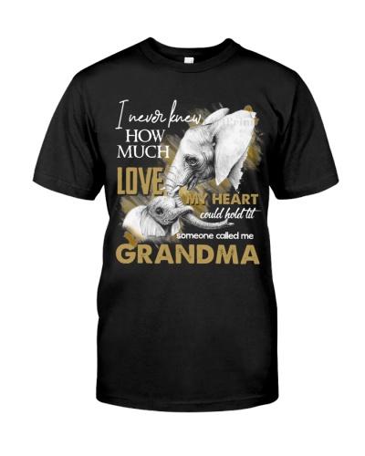 GRANDMA - VINTAGE - ELEPHANTS