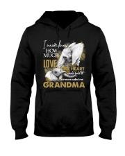 GRANDMA - VINTAGE - ELEPHANTS Hooded Sweatshirt thumbnail