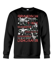GRANDSON - PATRICK - FAVORITE Crewneck Sweatshirt thumbnail