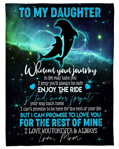 TO MY DAUGHTER - BLUE DOLPHIN - WHEREVER